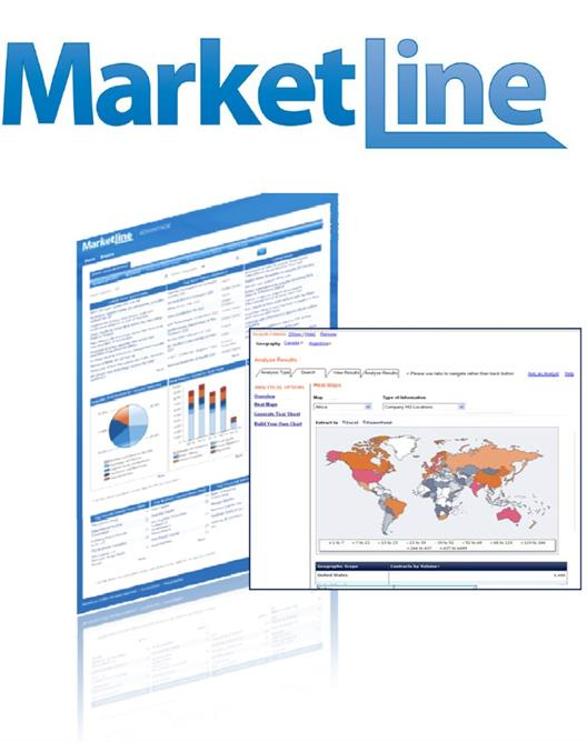 Database: MarketLine Advantage